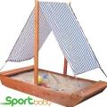 Детская песочница-кораблик SportBaby Песочница-8