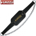 Пояс для отягощений GRIZZLY Leather Dipping Belt кожа