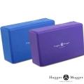 Опорный блок для йоги HUGGER-MUGGER Foam Block - 3-Inch