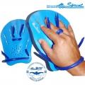 Лопатки для плавания SPRINT Trax Paddles пара