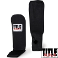 Щитки голеней и стоп TITLE MMA Slip-On Shin/Instep Guards