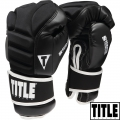 Боксерские перчатки TITLE SCULPTED Thermo Foam Sparring Gloves