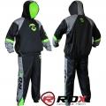 Костюм для сгонки веса RDX Fight ME Sauna Sweat Suit