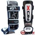 Щитки для голени и стопы RDX Leather Shin Instep