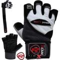 Перчатки для бодибилдинга RDX Pro Lift Gel