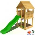 Деревянный детский игровой домик KIDIGO Милый