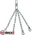 Крепления-цепи для боксерского мешка на 4 кольца RDX С4