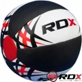Медицинский мяч RDX Genuine Leather Medicine Ball MR5