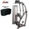 Мышцы груди и задних дельт INTER ATLETIKA X-LINE X/XR124.1