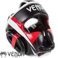 Боксерский шлем VENUM Elite Black