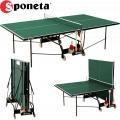 Теннисный стол всепогодный SPONETA S1-72е