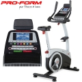 Велотренажер PRO-FORM 8.0EX Upright Bike
