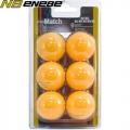 Мячи для настольного тенниса ENEBE Match 6 шт