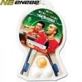 Набор для настольного тенниса ENEBE Equipo 2 ракетки/3 мяча