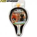 Набор для настольного тенниса ENEBE Select Team 1рак/3мяча/чехол