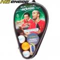 Набор для настольного тенниса ENEBE Equimpo 1ракетка/3мяча/чехол