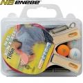 Набор для настольного тенниса ENEBE Tifon4 4рак/3мяча/сетка/креп