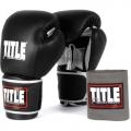 Боксерские перчатки TITLE Platinum TB-2094