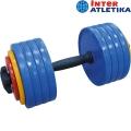 Гантели наборные цветные INTER ATLETIKA ST531 Ø25 мм
