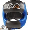 Боксерский шлем с металлическим бампером RIVAL RHGFS1