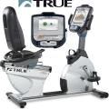 Горизонтальный велотренажер TRUE Fitness CS900 Transcend 10