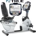 Горизонтальный велотренажер TRUE Fitness CS900 Escalate 15