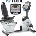 Горизонтальный велотренажер TRUE Fitness CS900 Emerge