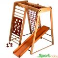 Детский спортивный уголок SportBaby Кроха Три