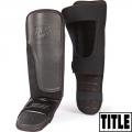 Защита голени и стопы TITLE BLACK TB-5165