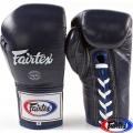Профессиональные боксерские перчатки FAIRTEX BGL-6 PRO