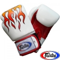 Боксерские перчатки FAIRTEX BGV-1 Flame