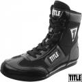 Боксерки высокие TITLE TB-9019