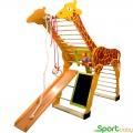 Спортивный детский уголок SportBaby Жираф