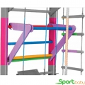 Съемный турник-рукоход цветной SportBaby Sport-12