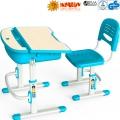 Парта и стульчик без аксессуаров MEALUX Evo-02B