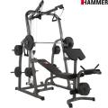 Скамья для жима HAMMER Sport Solid XP 4513