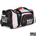Спортивная сумка на колесах TITLE Shock Awe Deluxe Roll Bag