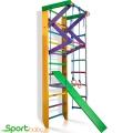 Спортивный детский уголок SportBaby Юнга 2-220-240