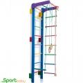 Спортивный детский уголок SportBaby TEENAGER 3-220-240 Blue