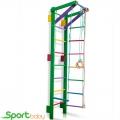 Спортивный детский уголок SportBaby TEENAGER 2-220-240 Green
