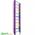 Шведская стенка SportBaby 0-220-240 Purple