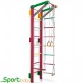 Спортивный детский уголок SportBaby TEENAGER 2-220-240 Barby