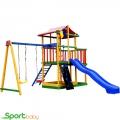 Детский игровой комплекс SportBaby Babyland-11