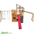 Деревянный игровой комплекс SportBaby Babyland-9