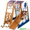 Спортивный детский уголок SportBaby Пират Мини