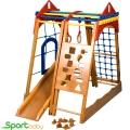 Спортивный детский уголок SportBaby Замок Мини