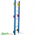 Шведская стенка SportBaby TEENAGER 0-220 Blue
