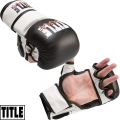 Перчатки для ММА TITLE MMA Safety Sparring Gloves