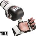 Перчатки для ММА TITLE MMA Safety Sparring Gloves