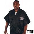 Тренерский боксерский халат TITLE TB-8363